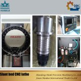 Vmc1050L centro de mecanizado vertical con sistema de Fanuc