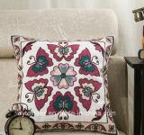 卸し売り競争のQuality&の価格の100%年の綿によって刺繍されるクッション