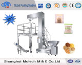 Máquina de empacotamento automática do açúcar do arroz do feijão de café das sementes