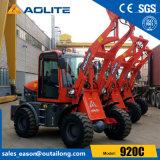 中国の販売のための有名な商標のブランドのAolite 1tonの支払ローダー