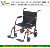 Hautement - Manual concurrentiel Steel Wheelchair (1205)