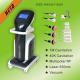 12 in 1 corpo multifunzionale di cura di pelle di perdita di peso che dimagrisce la strumentazione F-9005c di bellezza del salone del laser