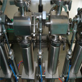 Machine de remplissage complètement automatique de shampooing de quatre gicleurs