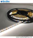 12/24VDCは白いCCT調節可能な120LEDs/M 3528SMD LEDのストリップ二倍になる