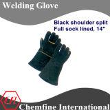 Кожа Сварка перчатки