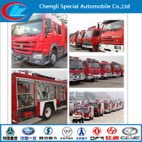Sale, Dry Powder Foam Fire Truck, 4*2 Professional Fire Rescue Truck를 위한 2015 좋은 Quality & Best Performance 4X2 Fire Fighting Truck