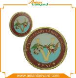 Kundenspezifische Rertro Entwurfs-Andenken-Münze