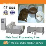 Alimentazione dei pesci che fa macchinario