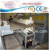 Het hete PE van de Verkoop pp Plastic Holle Blad die van PC Machine (sj120/33) maken