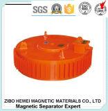 Сухой Electro магнитный сепаратор для извлекать утюг от пороховидного