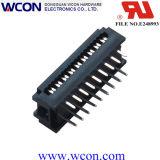 connecteur de fiche d'IMMERSION de 2.54mm *7.62mm