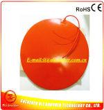 120V 800W Diameter 575*1.5mm 3D Printer Heater Silicone Rubber Heater