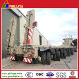 Трейлеры Lowbed передней загрузкы Gooseneck перехода оборудования отделяемые гидровлические Semi