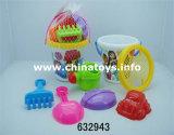 새로운 바닷가 고정되는 장난감, 여름 옥외 장난감 (632943)