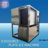 Commercio all'ingrosso alta tecnologia della strumentazione di fabbricazione di ghiaccio del piatto