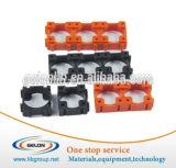 espaciador del sostenedor de batería 18650 y 26650 para los paquetes que ensamblan