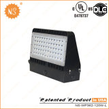 UL Listed Dlc 120W LED de pared exterior Paquete Ligthing