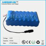für Samsung 14.8V 10ah Li-Ionbatterie-Satz