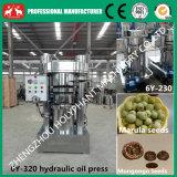máquina fría hidráulica de la prensa de petróleo de los gérmenes de girasol 100kg/H (0086 15038222403)