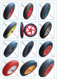 200X50 PU Foam Tire Solid Wheelbrrow Wheel