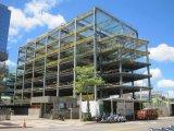 Ausgeführte Stahlkonstruktion-Gebäude für Regierungs-Teildienste (KXD-SSW125)