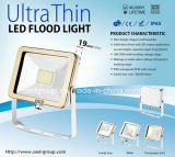 IP65 AC85-265V Ultra-Thin 20W LED 플러드 빛 iPad 모양 투광램프