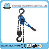 Marca Hsh-E di Shuangge blocchetto della leva della catena da 6 tonnellate