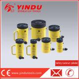 Cilindro hidráulico da contraporca de uma segurança de 10 toneladas (HHYG-10150)