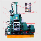 Gummikneter-Maschine/interner Mischer-/Zerstreuungs-Gummikneter