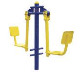 屋外の体操装置WPCの足の伸張器(JMT-16XO)