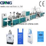 Saco Onl-B700-800 liso não tecido automático que faz o preço da máquina