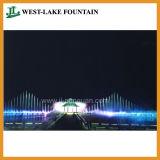 120m haut Vaporisateur 170m longue Grande musicale Floating Fountain Lake