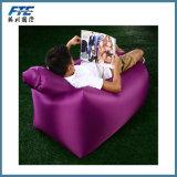 sofá feito sob encomenda do ar do saco preguiçoso do poliéster 210d