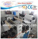 Machine de feuille de bordure foncée de PVC avec la machine de fente
