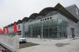 Het geprefabriceerde Centrum van de Verkoop van de Structuur van het Staal