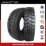 Conformité radiale d'étiquette du pneu 385/65r22.5 de camion de remorque pour la vente