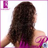 6a pelo brasileño virginal , peluca , peluca del frente del cordón ( hl11318 )