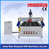 машина маршрутизатора CNC 4X8 FT деревянная работая