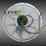 generatore a magnete permanente di 3kw 100rpm in turbina di vento verticale di asse