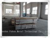 Folha de alumínio de ASTM/placa de alumínio para a decoração do edifício (1050 1060 1100 3003 3105 5005 5052 5754 5083 6061 7075)
