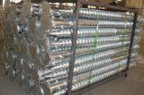 Slivery кучи спирально винта белизны 865mm, куча винта горячего DIP гальванизированная земная