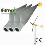 Lames de turbine de turbines de vent de FRP avec la vitesse du vent inférieure de début