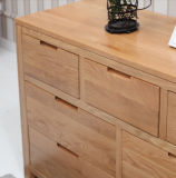현대 오크재 침실 가구 서랍 가슴 (M-X2005)