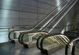 Elevación de la escalera móvil
