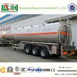 3 assen 42000 van het Aluminium Liter van de Olie van de Legering/de Aanhangwagen van de Tank van het Vervoer van de Brandstof