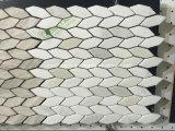 Mosaico Waterjet do medalhão do melhor mármore por atacado do projeto das telhas da flor do assoalho