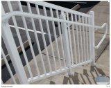 Pêche à la traîne d'escalier d'Indoor&Outdoor de fer travaillé de vente en gros d'usine de la Chine