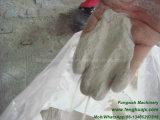 Máquina de pulir del polvo plástico de la alta calidad