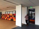 トレーニングセンターのための音響の移動可能な隔壁