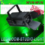 200W穂軸LEDのプロフィールの点のズームレンズ12-40degree LED